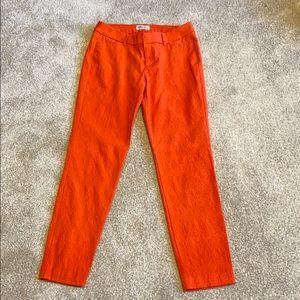 Old navy textured pixie pants